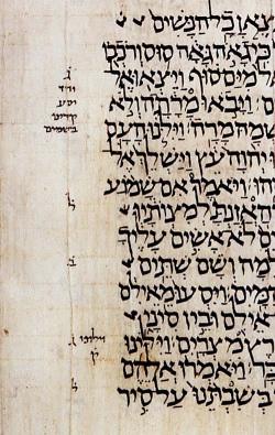 leningrad codex of the hebrew scriptures