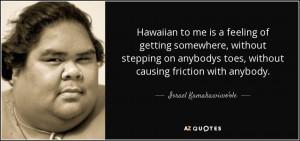 Israel Kamakawiwo'ole Quotes