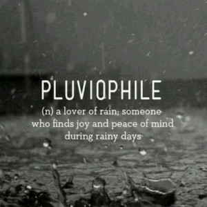 love rainy days! Finding so much joy & peace with my little family ...