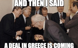 Funny memes about Greek debt crisis | protothemanews.com