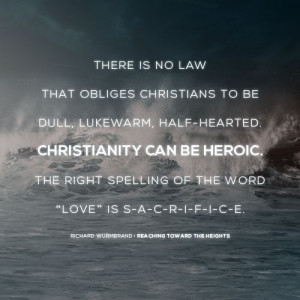 There is no law that obliges Christians to be dull, lukewarm, half ...