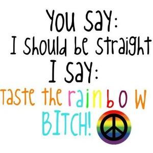 Gay Pride Quote USE!!