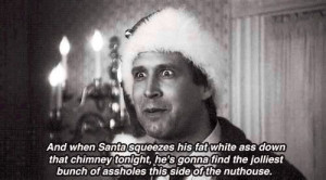 Clark Griswold - National Lampoon's Christmas Vacation