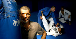 TOUGH: David Mamet, ever cagey with quotes, says merely that he took ...