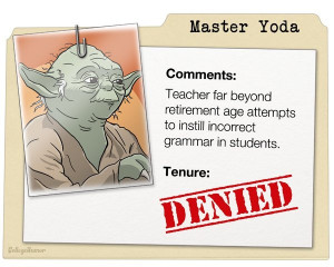 Tenure Review for Fictional Teachers - Image 1