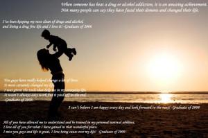 quotes en copy Drug Rehab Success Quotes