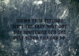 typo #quotes #hiding feelings