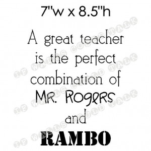 Perfect Quote for your Favorite TEACHER, vinyl wall art. $10.00, via ...