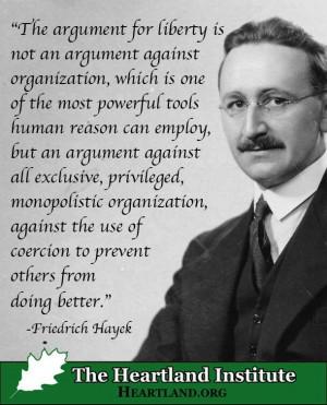 Patrick Hayek quotes