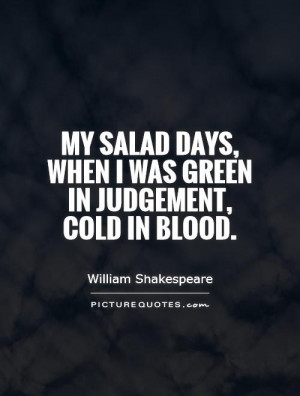 Shakespeare Quotes On Judgement