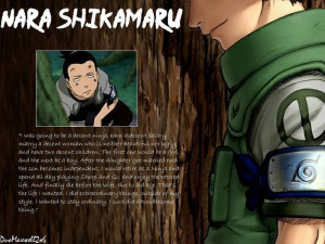 Go Back > Pix For > Shikamaru Such A Drag