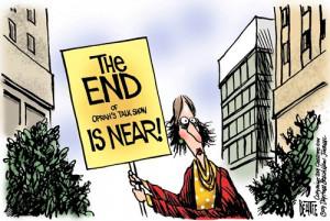 Tuesday Cartoon Fun: The End Is Near Edition