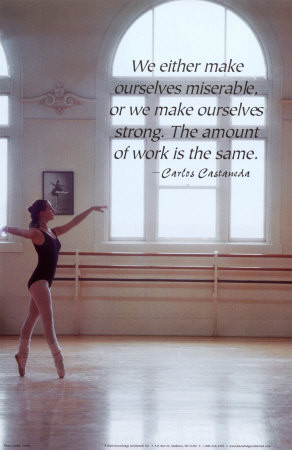 Motif Sports Ballet - Great Quotes From Great Thinkers Carlos ...