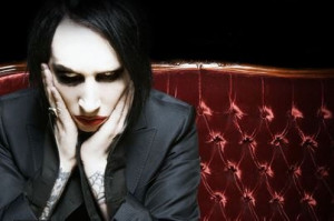 for what you may think. Quote from an interview with Marilyn Manson ...