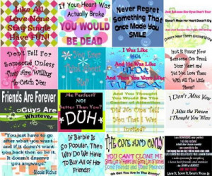 ... quotes pretty quotes cute quotes myspace quotes cute lil quotes