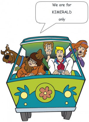 ... We+are+for&line2=KIMERALD&line3=only&Scooby+Dooby+Doo=Scooby+Dooby+Doo