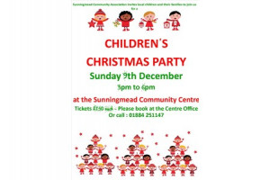 childrens christmas party invitations