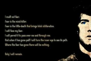 must not fear. by BantamArt