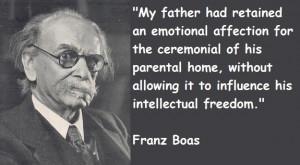 Franz Boas | Franz Boas Quotes