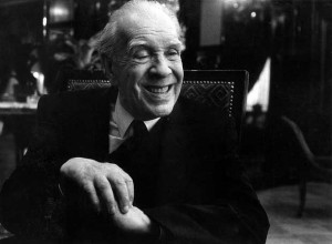 ... Luis Borges http://www.poemhunter.com/jorge-luis-borges/quotations