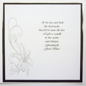 ... Sympathy Greetings Sayings of Good Looking Sympathy Card Message from