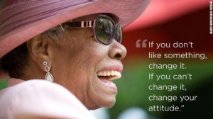 maya angelou quotes horizontal gallery Legendary author Maya Angelou ...