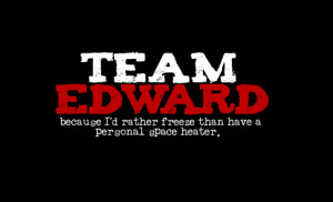 ... face it team ned just doesn t have the same ring to it as team edward