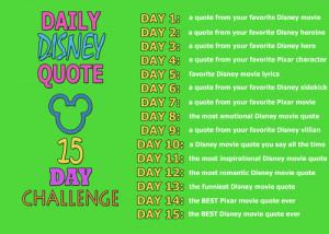 Disney Movie Quotes (1)
