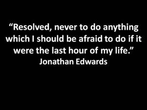 Jonathan Edwards ♥