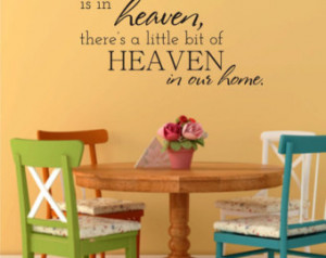 Heaven Quotes For Loved Ones Someone we love is in heaven-