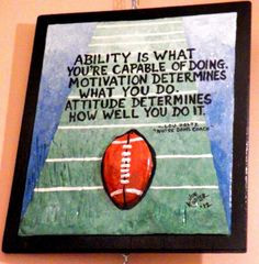 Football quotes on Pinterest