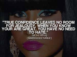 Nicki Minaj Quotes And Sayings Nicki minaj quotes