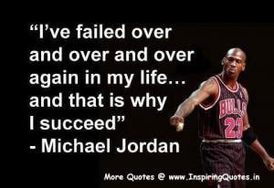 Michael Jordan Famous Quotes
