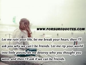 will ask if we can be friends sayings image quotes
