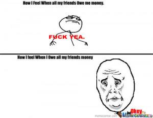 Owing Money