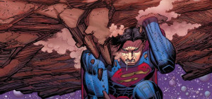 """... to """"a human Superman"""" in """"The Men of Tomorrow"""" storyline"""