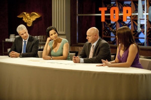 ... , Eric Ripert, Gail Simmons and Tom Colicchio in Top Chef (2006