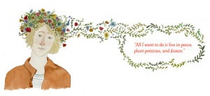 ... Tove Jansson I created for the book (plus some of her wonderful quotes