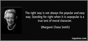 More Margaret Chase Smith Quotes