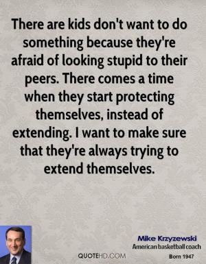 Coach Mike Krzyzewski Quotes