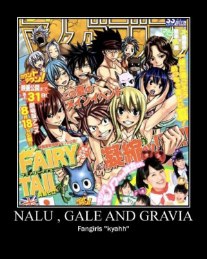 Fairy Tail Hell Yeah Nalu...