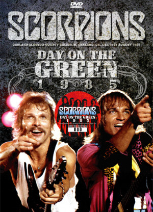 Scorpions Day The Green Pro