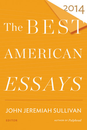 Billie Pritchett's Reviews > The Best American Essays 2014