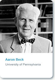Aaron Beck- Cognitive Behavioral Therapy founder