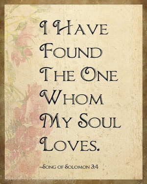 Quotes From The Bible Song Of Solomon ~ Gallery For > Songs Of Solomon ...