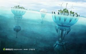 奇幻世界之城市篇图片 (JPG)