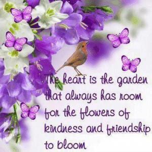 colors purple heart inspiration quotes beautiful friendship purple ...