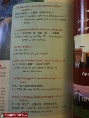 Lim Wei: Hi James, I am here, how are you? I have been waiting for you ...
