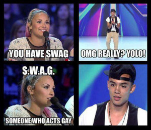 the meaning of swag