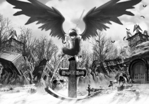 angel quotes for death. anime angel of death